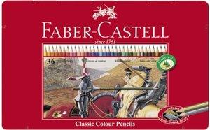 Buntstift Castle hexagonal 36er