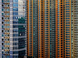 Hong Kong; Harbour Plaza 1000 Teile Puzzle quer