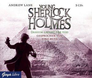 Young Sherlock Holmes (8).Daheim Lauert Der Tod
