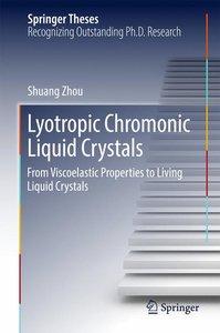 Lyotropic Chromonic Liquid Crystals