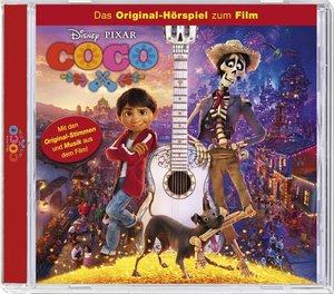 Walt Disney/Pixar - Coco, 1 Audio-CD