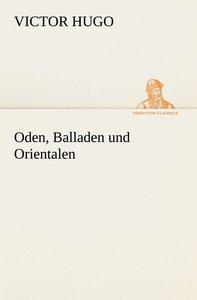 Oden, Balladen und Orientalen