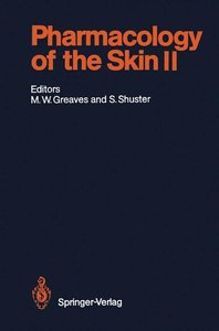 Pharmacology of the Skin II