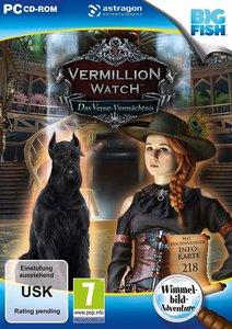 Vermillion Watch, Das Verne-Vermächtnis, 1 CD-ROM