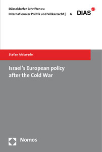 Israel's European policy after the Cold War
