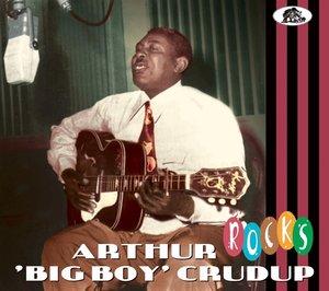 Arthur Crudup-Rocks (CD)