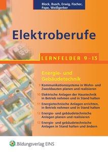 Elektroberufe Lernfelder 9 bis 13