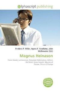 Magnus Heinason