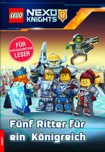 LEGO® NEXO KNIGHTS(TM) Die Ritter der Zukunft