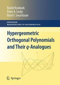 Hypergeometric Orthogonal Polynomials and Their q-Analogues