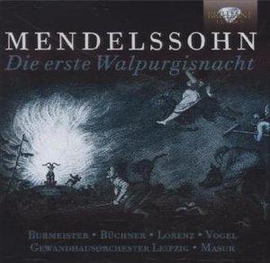 Mendelssohn:Die Erste Walpurgisnacht