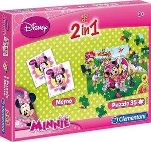 Edukit 2 in 1 (Kinderspiel), Minnie Mouse