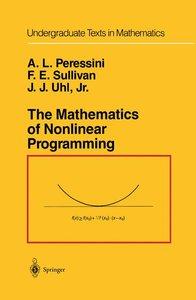 The Mathematics of Nonlinear Programming