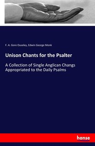 Unison Chants for the Psalter