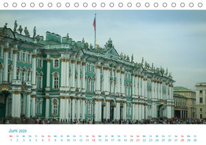 """Sankt Petersburg - \""""Venedig des Nordens\"""" (Tischkalender 2020 D"""