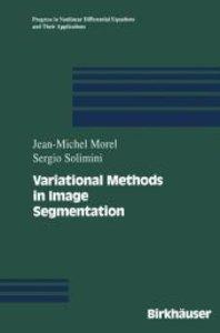 Variational Methods in Image Segmentation