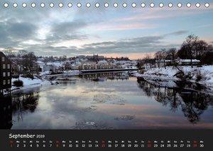 Norwegen (Tischkalender 2019 DIN A5 quer)