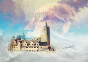 Surrealistische Welten (Posterbuch DIN A4 quer)