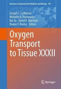 Oxygen Transport to Tissue XXXII