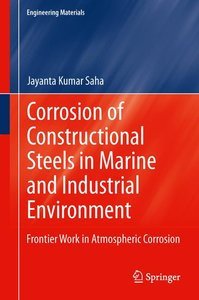 Corrosion of Constructional Steels in Marine and Industrial Envi