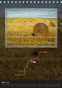 Camino Frankreich (Tischkalender 2019 DIN A5 hoch)