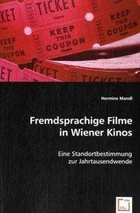 Fremdsprachige Filme in Wiener Kinos