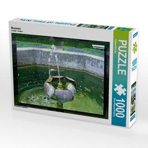 Brunnen 1000 Teile Puzzle quer