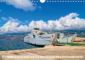 Fähren - von Warnemünde bis Hongkong (Wandkalender 2019 DIN A4 q