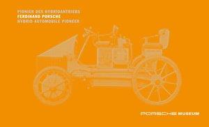 Pionier des Hybridantriebs Ferdinand Porsche