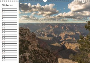 Faszination Grand Canyon (Wandkalender 2019 DIN A3 quer)