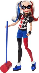 Mattel DC Super Hero Girls Harley Quinn