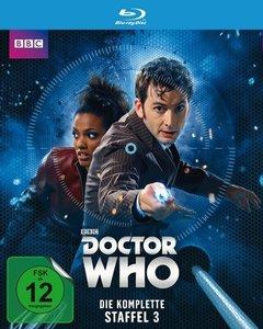 Doctor Who - Die komplette 3. Staffel