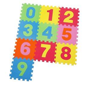 Knorrtoys 21001 - Puzzlematte Bodenpuzzle Spielmatte Spielteppic