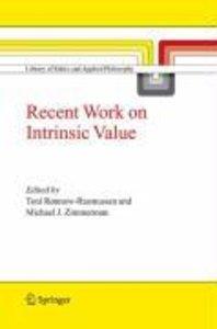 Recent Work on Intrinsic Value