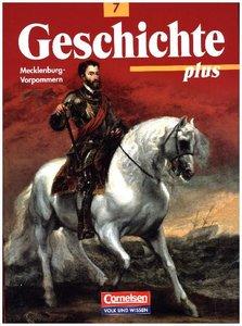 Geschichte plus 7. Lehrbuch. Mecklenburg-Vorpommern