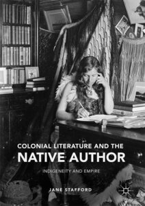 Colonial Literature and the Native Author