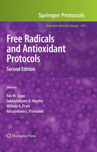 Free Radicals and Antioxidant Protocols - zum Schließen ins Bild klicken