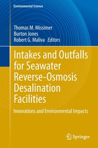 Intakes and Outfalls for Seawater Reverse-Osmosis Desalination F