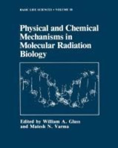 Physical and Chemical Mechanisms in Molecular Radiation Biology