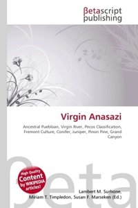 Virgin Anasazi