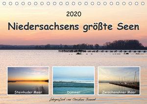 Niedersachsens größte Seen