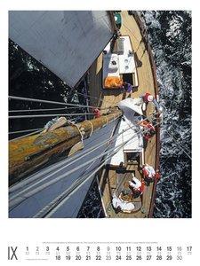 Sailing 2018 Posterkalender