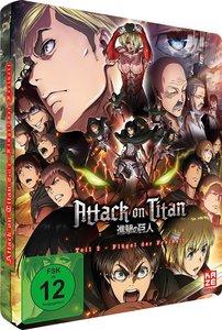 Attack on Titan - Anime Movie Teil 2: Flügel der Freiheit - Stee