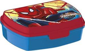 Joy Toy 33474 - Spiderman, Sandwichdose rechteckig,