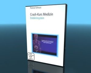 Crash-Kurs Medizin Endokrinsystem. DVD-Video
