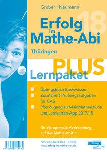 Erfolg im Mathe-Abi 2018 Lernpaket PLUS Thüringen