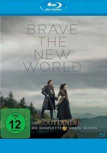 Outlander. Season.4, 5 Blu-ray