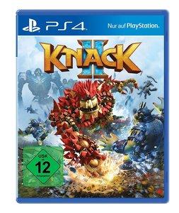 Knack II, 1 PS4 Blu-ray Disc