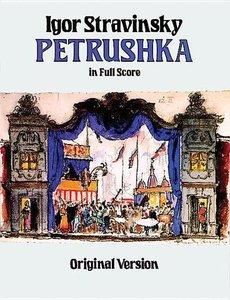 Petrushka in Full Score: Original Version