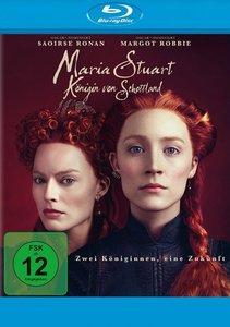 Maria Stuart, Königin von Schottland, Blu-ray